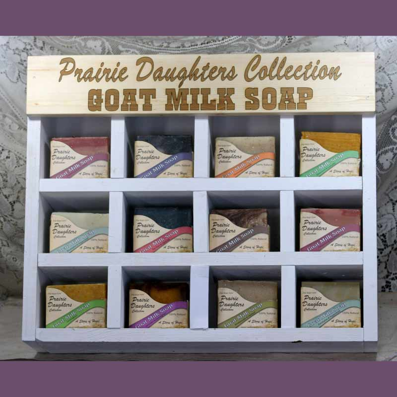 Prairie Daughters Wholesale Display